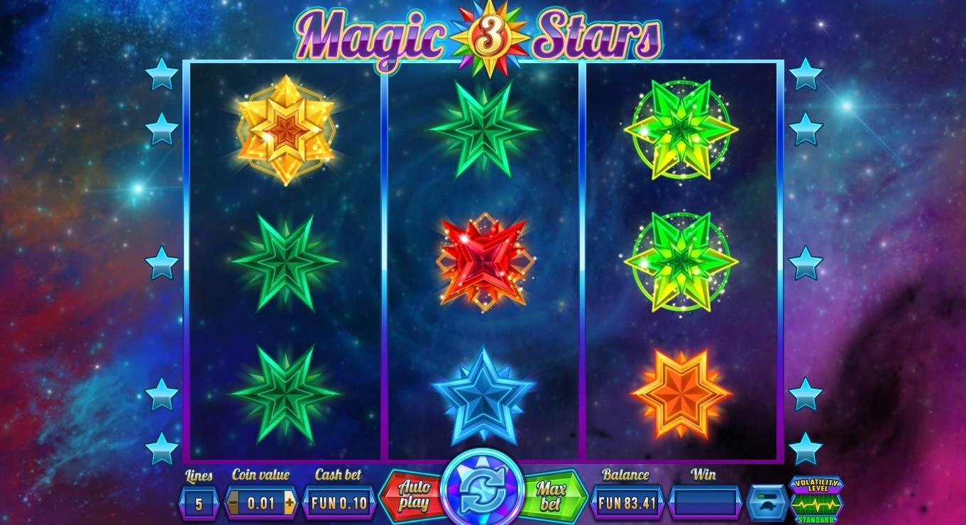 Сайт magic stars волшебные звезды игровой автомат